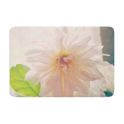 Robin Dickinson Buy Her Flowers Memory Foam Bath Rug