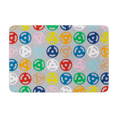 Project M Roll with it Memory Foam Bath Rug
