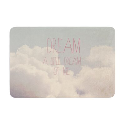 Rachel Burbee Dream of Me Memory Foam Bath Rug
