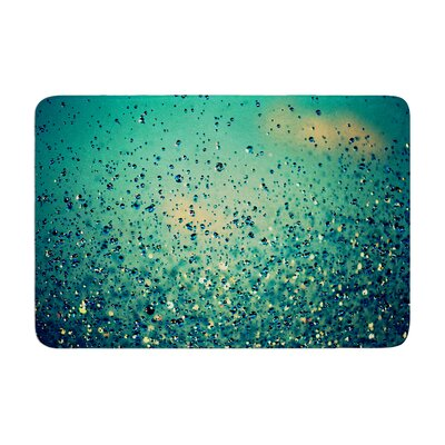 Robin Dickinson Lullaby, Close Your Eyes Memory Foam Bath Rug