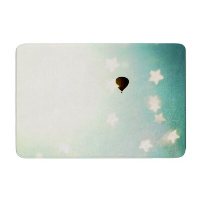 Robin Dickinson Amongst the Stars Memory Foam Bath Rug