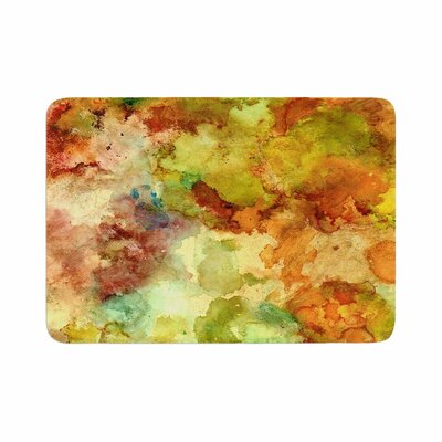 Rosie Fall Bouquet Memory Foam Bath Rug