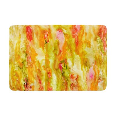 Rosie Walk in the Forest Memory Foam Bath Rug