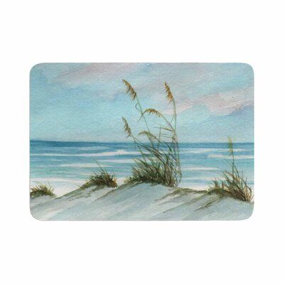 Rosie Sea Oats Memory Foam Bath Rug
