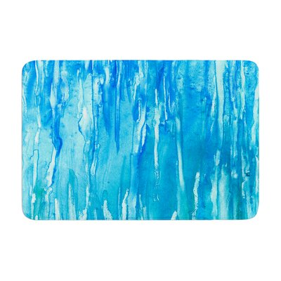 Rosie Wet and Wild Memory Foam Bath Rug