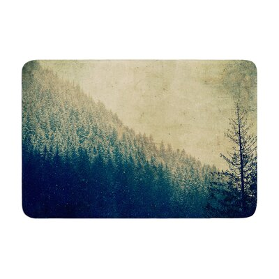 Robin Dickinson Any Road Will Do Mountain Tree Memory Foam Bath Rug