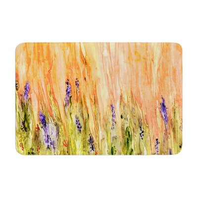 Rosie Welcome Spring Memory Foam Bath Rug