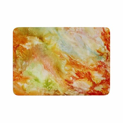 Rosie Autumn Breeze Memory Foam Bath Rug