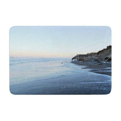 Robin Dickinson Sand Surf Sunshine Beach Memory Foam Bath Rug