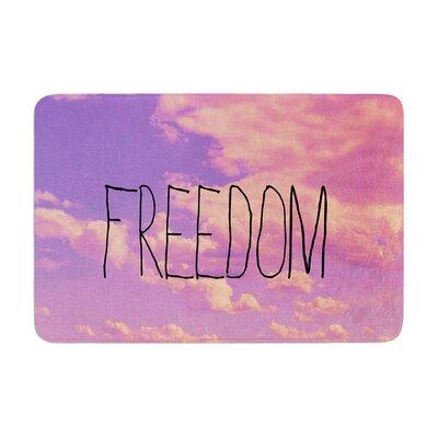 Rachel Burbee Freedom Memory Foam Bath Rug