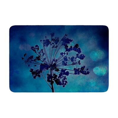 Robin Dickinson Grapesiscle Memory Foam Bath Rug