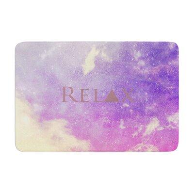 Rachel Burbee Relax Memory Foam Bath Rug