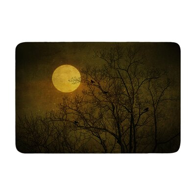 Robin Dickinson Starry Night Memory Foam Bath Rug