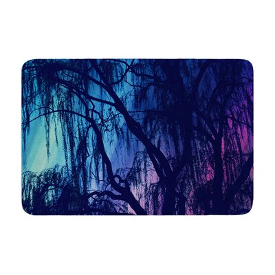 Robin Dickinson Weeping Tree Memory Foam Bath Rug