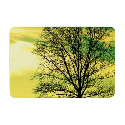 Robin Dickinson Tree Sky Memory Foam Bath Rug