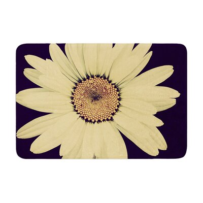 Robin Dickinson Half Crazy Memory Foam Bath Rug