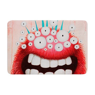 Rachel Kokko the Look Out Memory Foam Bath Rug