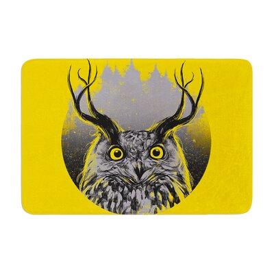 BarmalisiRTB Majesty Owl Memory Foam Bath Rug