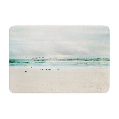 Sylvia Cook Flight Memory Foam Bath Rug