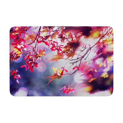 Sylvia Cook Autumn Memory Foam Bath Rug