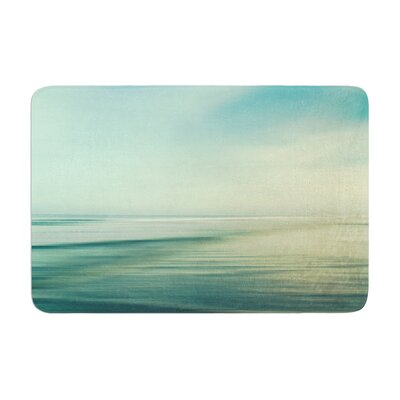Sylvia Cook Beach Memory Foam Bath Rug