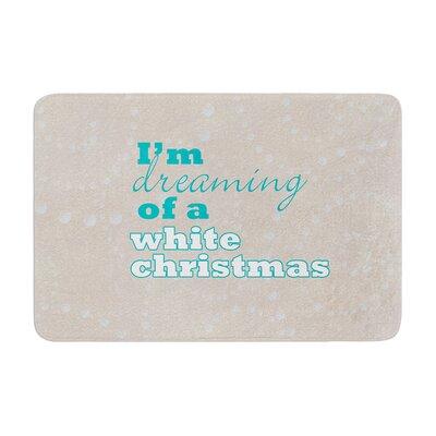 Sylvia Cook Christmas Memory Foam Bath Rug