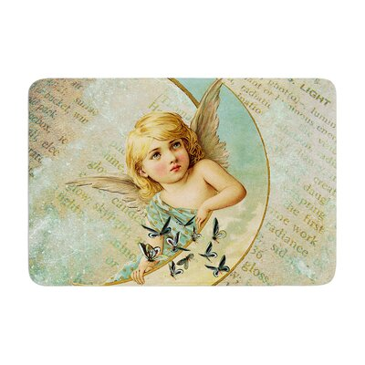 Suzanne Carter Angel Memory Foam Bath Rug