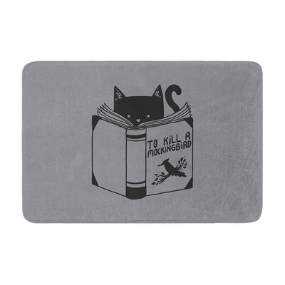 Tobe Fonseca to Kill a Mockingbird Cat Memory Foam Bath Rug