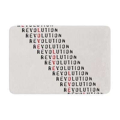 Skye Zambrana Revolution Memory Foam Bath Rug
