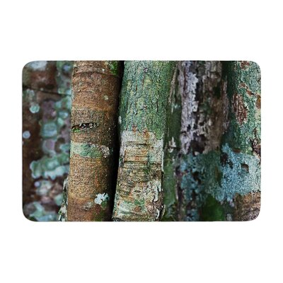 Susan Sanders Into the Woods Rustic Memory Foam Bath Rug