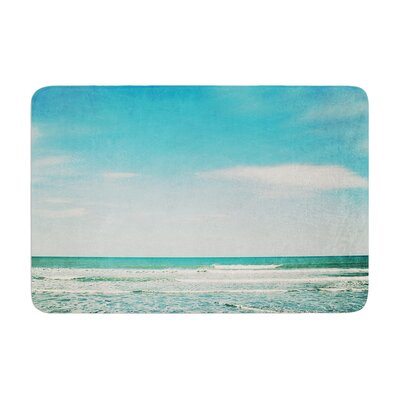 Susannah Tucker the Ocean Memory Foam Bath Rug