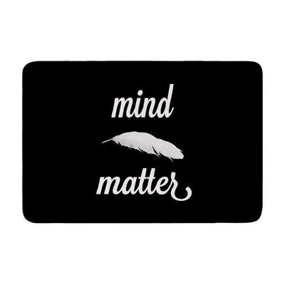 Skye Zambrana Mind Over Matter Memory Foam Bath Rug