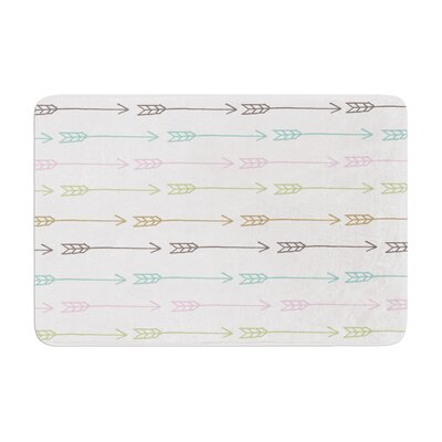 Skye Zambrana William Tell Memory Foam Bath Rug