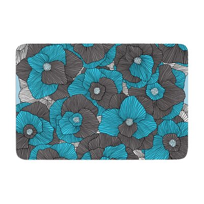 Skye Zambrana in Bloom Memory Foam Bath Rug