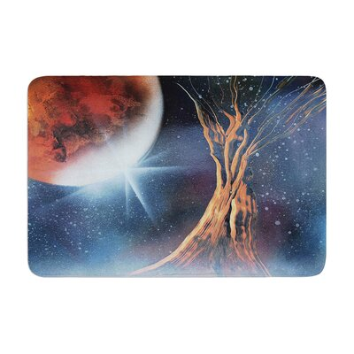 Infinite Spray Art Embark NatureMemory Foam Bath Rug