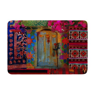 S. Seema Z Ethnic Escape PedMemory Foam Bath Rug