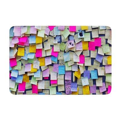 Trebam Respekt Paper Memory Foam Bath Rug