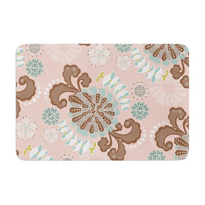 Very Sarie Sea Carnival Memory Foam Bath Rug