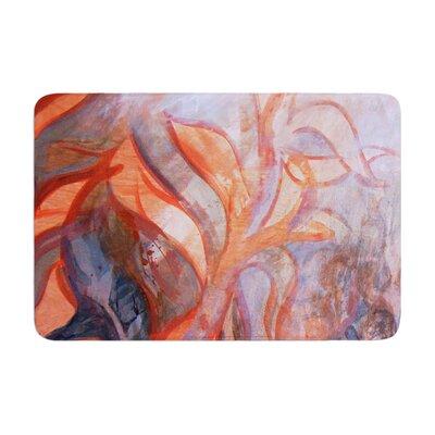 Theresa Giolzetti Seaweed Memory Foam Bath Rug