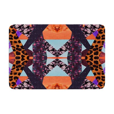 Vasare Nar Pillow Kaleidoscope Memory Foam Bath Rug