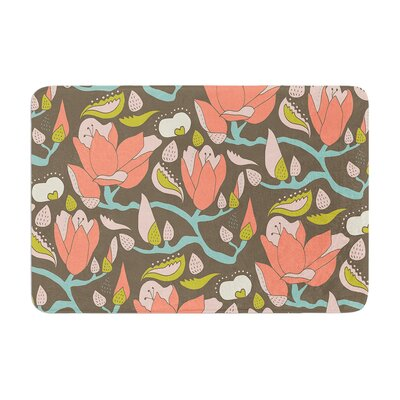 Very Sarie Penelope II Tags Memory Foam Bath Rug