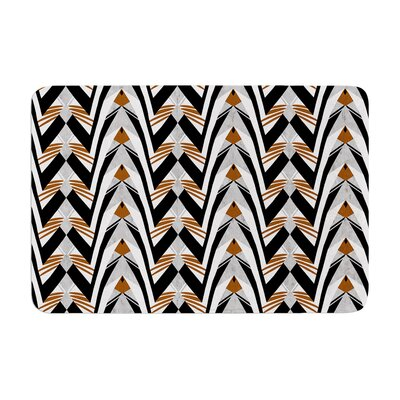 Vikki Salmela Wings Memory Foam Bath Rug