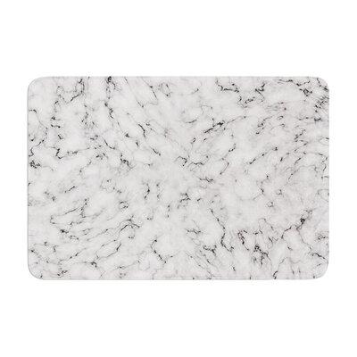 Will Wild Marble Memory Foam Bath Rug
