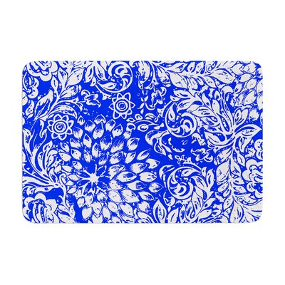 Vikki Salmela Bloom for You Memory Foam Bath Rug