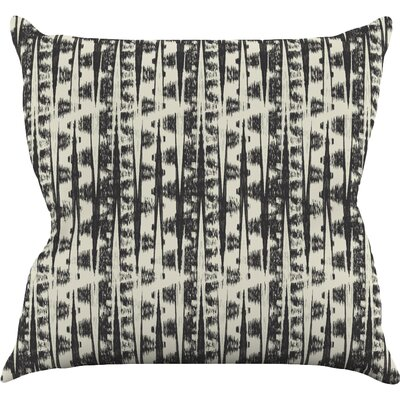 Abstract Throw Pillow Size: 20 H x 20 W x 1 D
