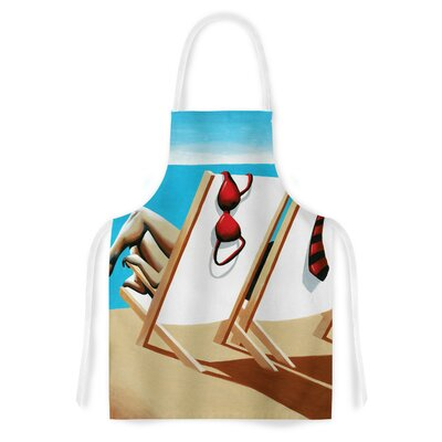 Vacation Artistic Apron