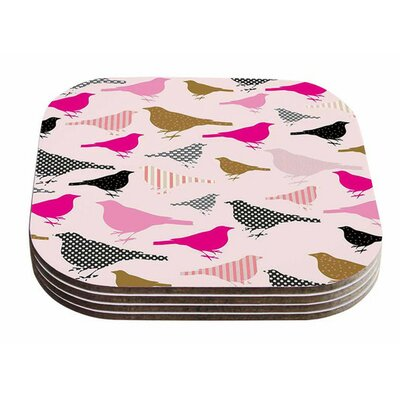 Chirp by Suzanne Carter Coaster