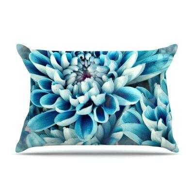 Floral Paradise Flower by Susan Sanders Cotton Pillow Sham