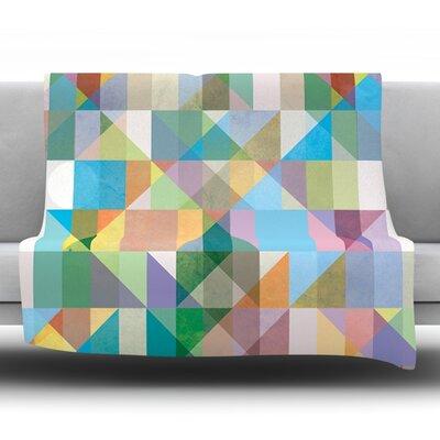 Graphic 74 by Mareike Boehmer Fleece Throw Blanket Size: 60 H x 50 W x 1 D