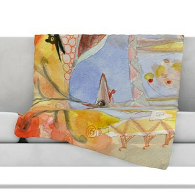 Promise of Magic Fleece Throw Blanket